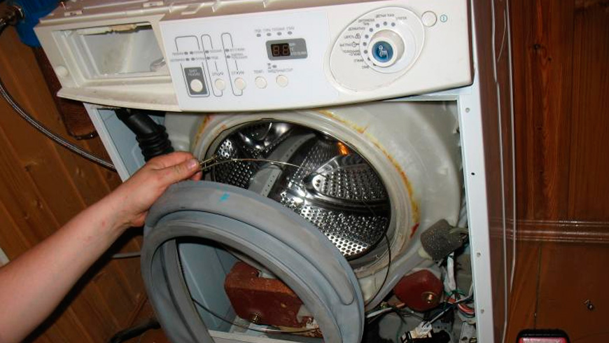 Как отремонтировать стиральную машину своими руками